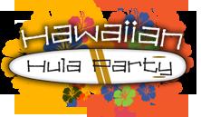 Hawaiian Hula Party hire